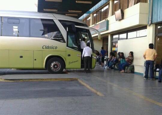Terminal Calama - 2