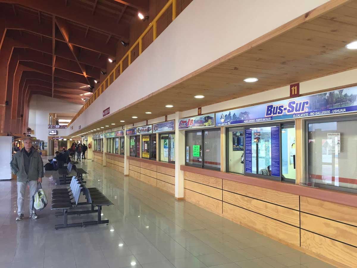 Terminal Puerto Natales - 2