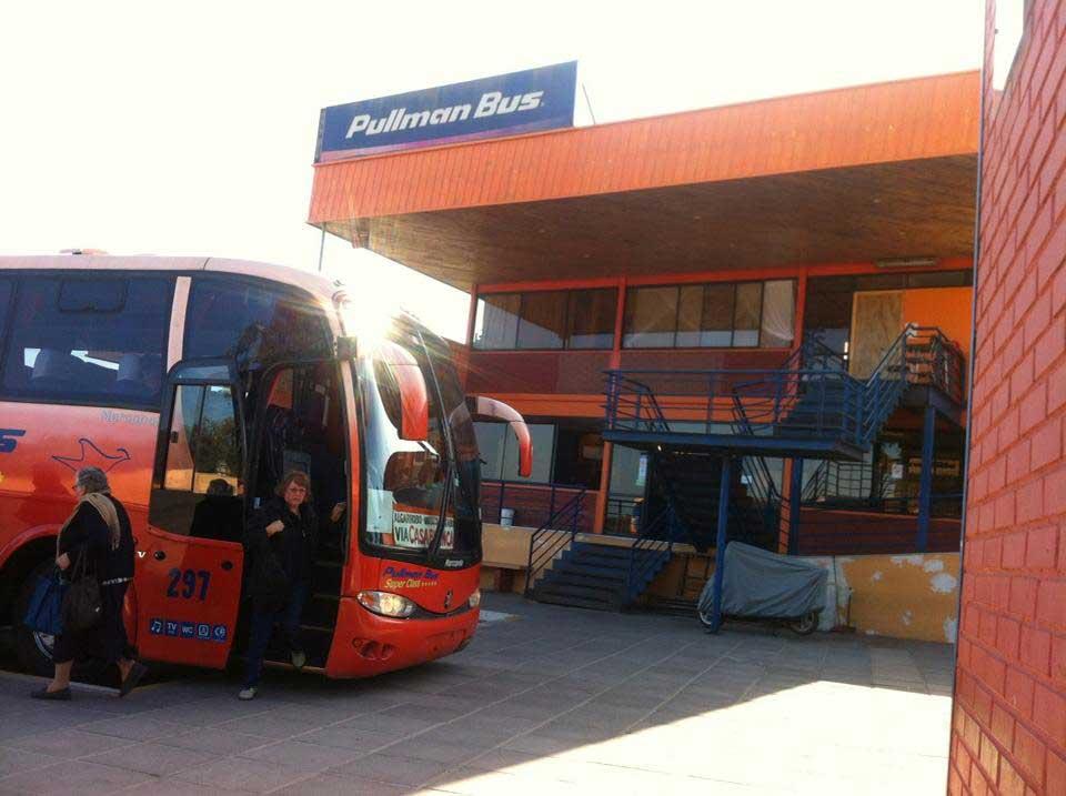 Terminal Pullman Bus El Quisco - 3