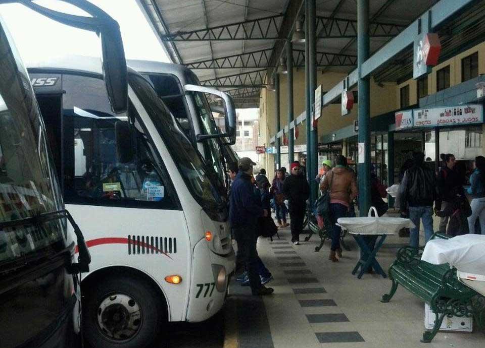 Terminal La Ligua - 2
