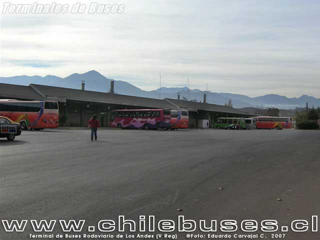 Terminal Rodoviario Los Andes - 3