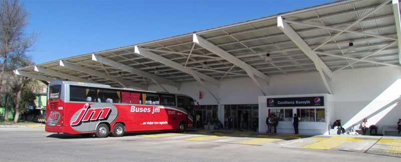 Terminal San Felipe - 1