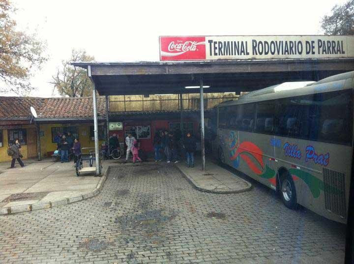 Terminal Parral - 2