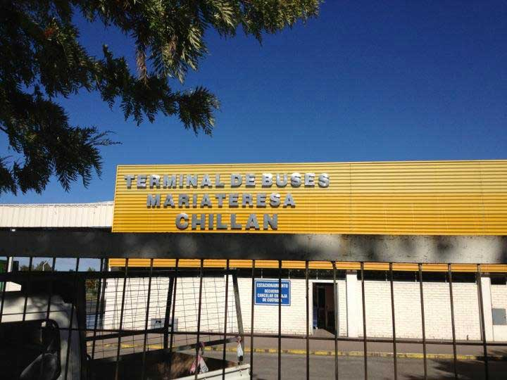 Terminal Chillán - 1