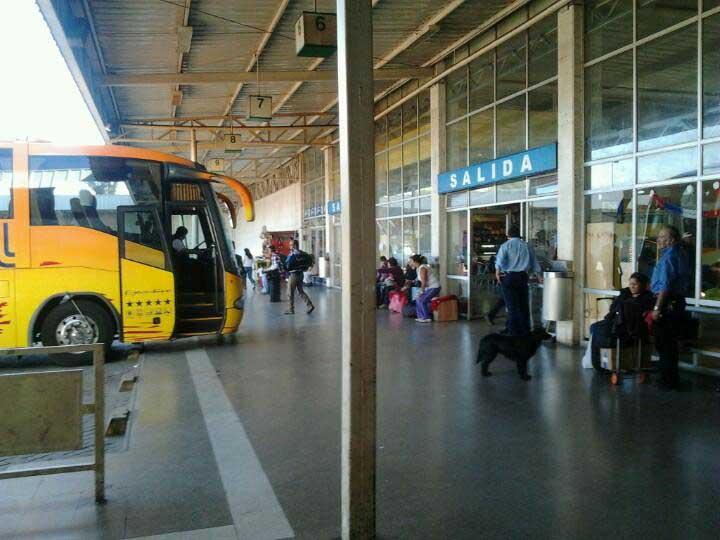 Terminal Chillán - 2