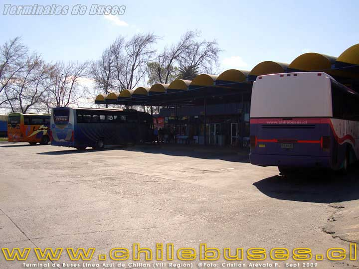 Terminal Chillán - 5