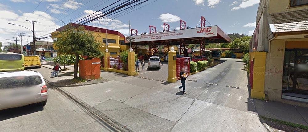 Terminal de Buses JAC Temuco - 3
