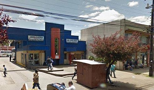 Terminal Igillaima Narbus Temuco - 2