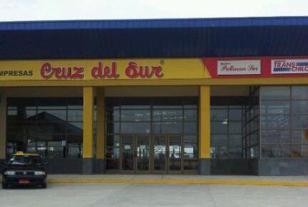 Terminal Cruz del Sur Puerto Montt - 1