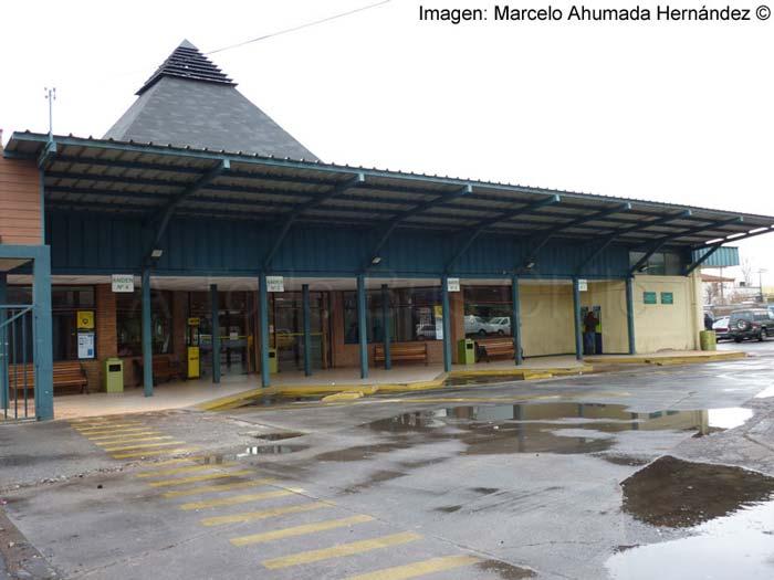 Terminal Tur Bus de Rancagua - 3