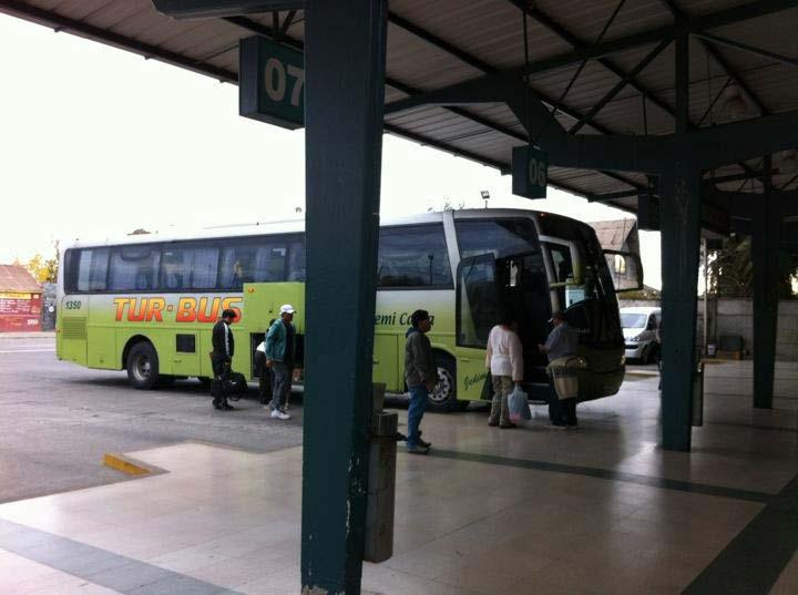Terminal Tur Bus de Talca - 3