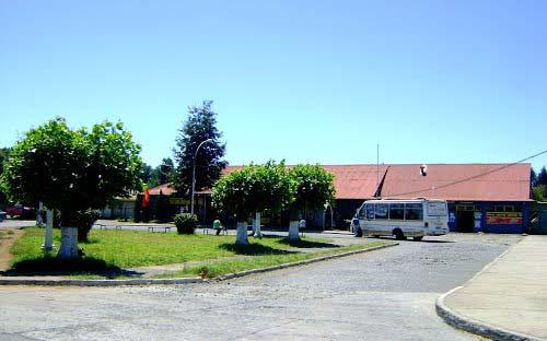 Terminal Curacautín - 2