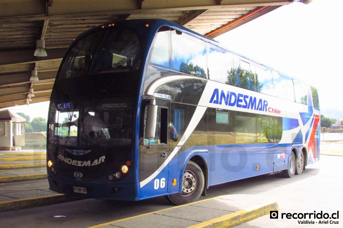 Terminal Valdivia - 1