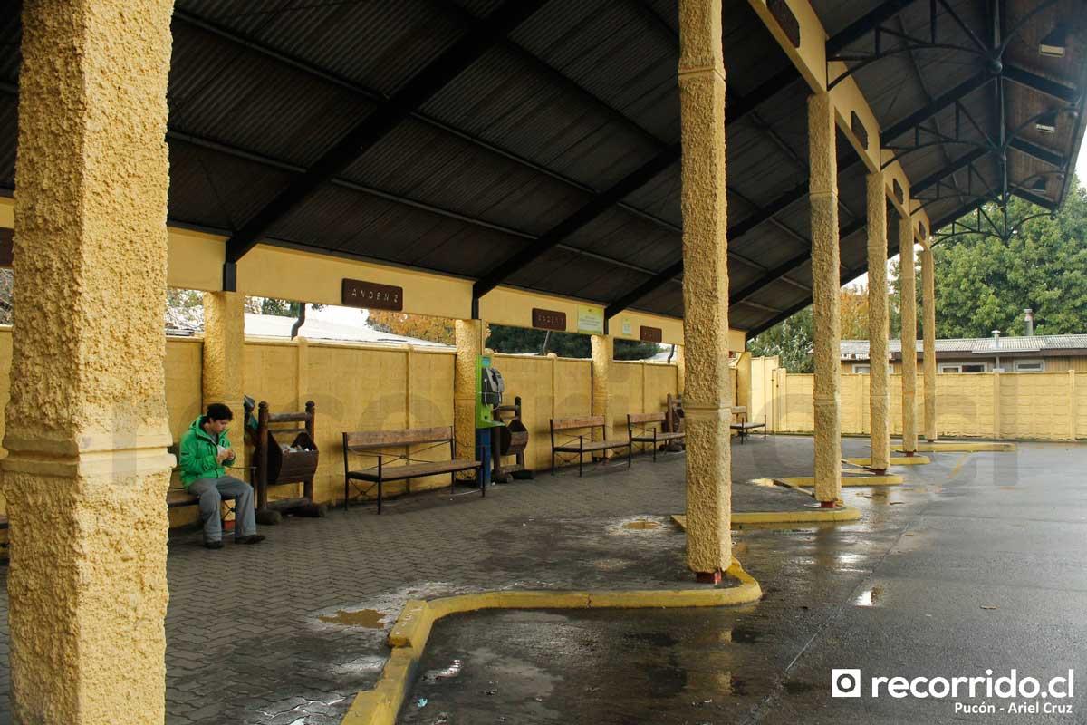 Terminal Pucón - JAC - 1
