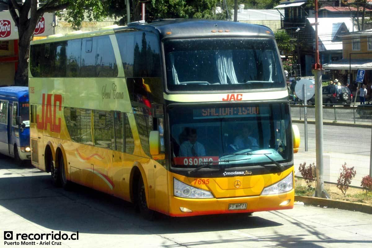 Buses JAC - 6