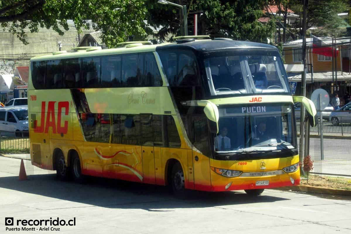Buses JAC - 7
