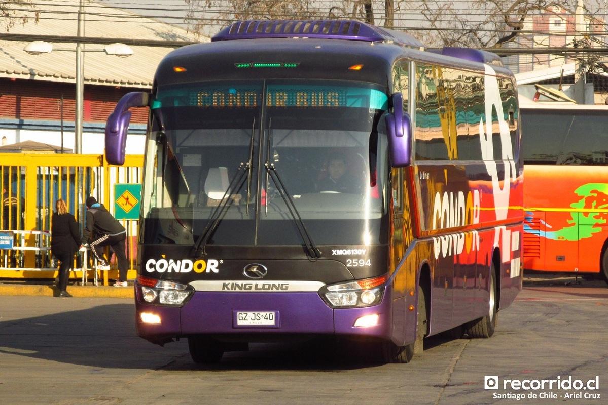 condor bus 5