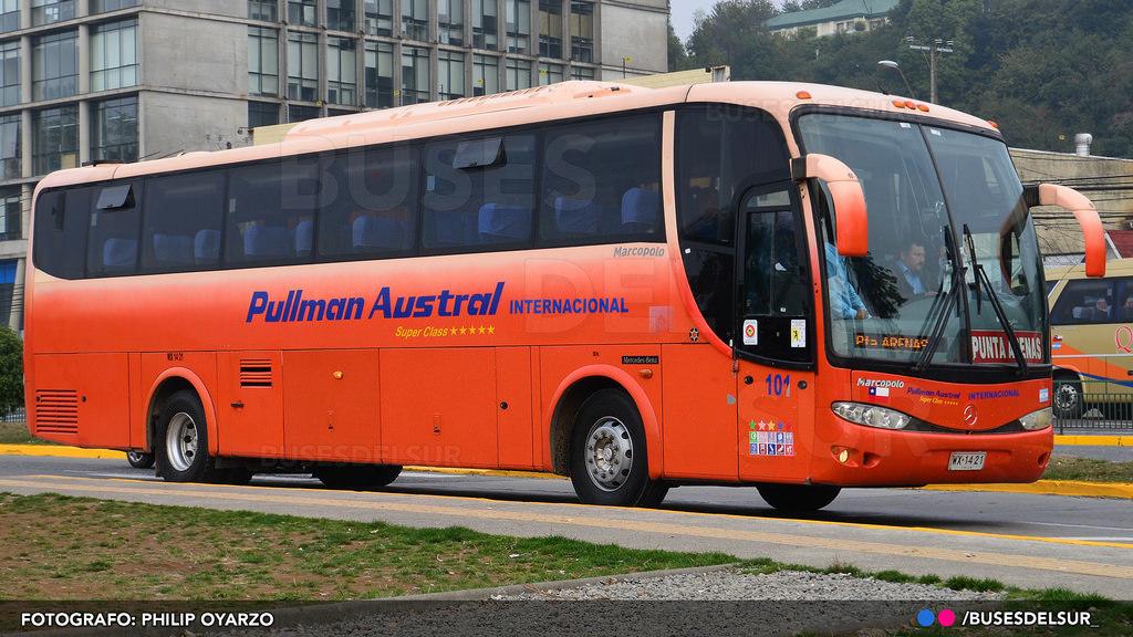 Pullman Austral - 1
