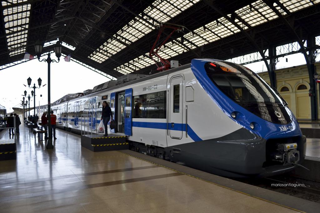 Tren Central - 2