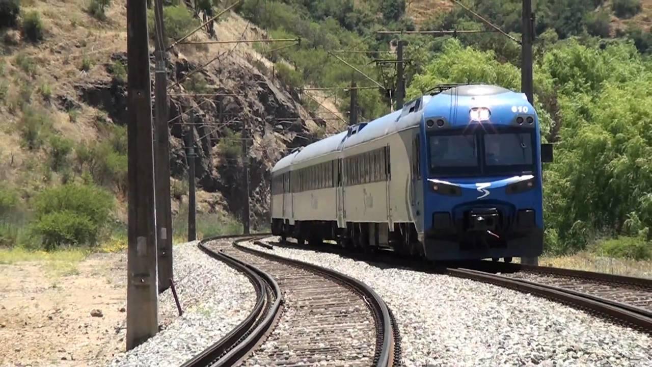 Tren TerraSur - 1