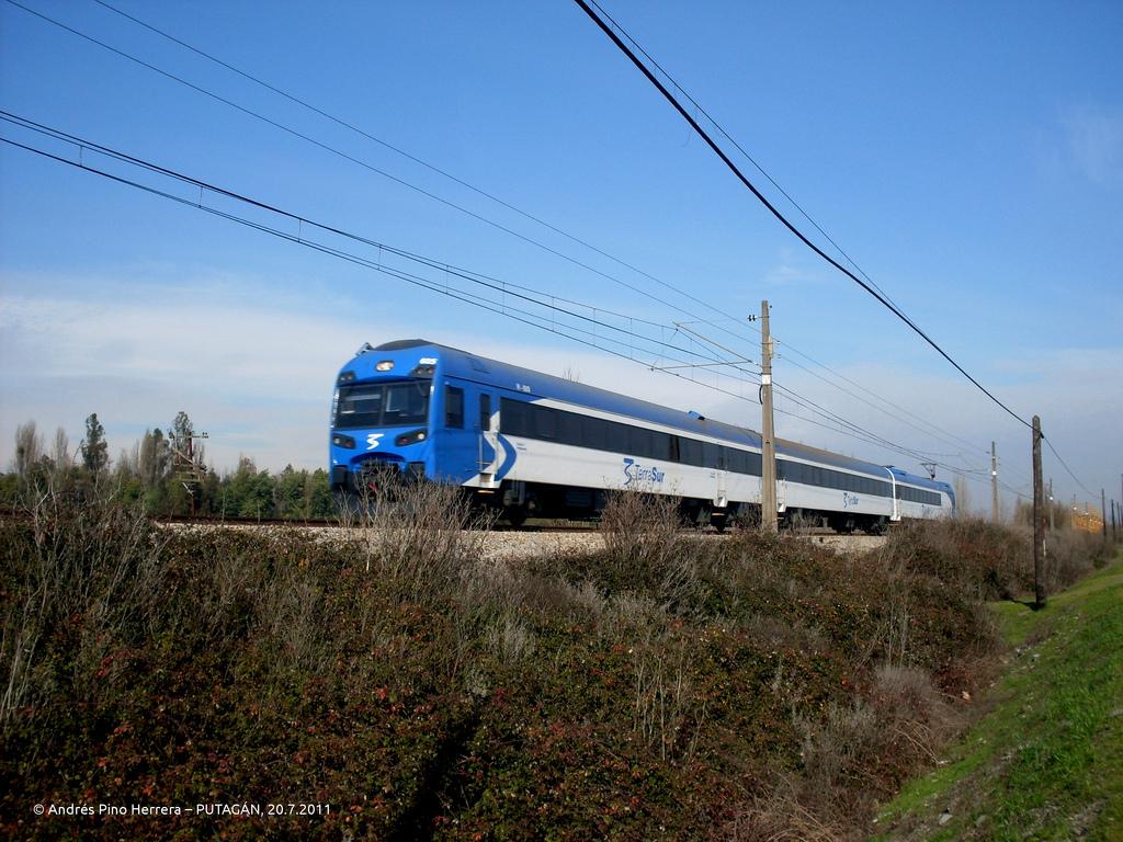 Tren TerraSur - 2