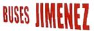 Buses Jimenez logo
