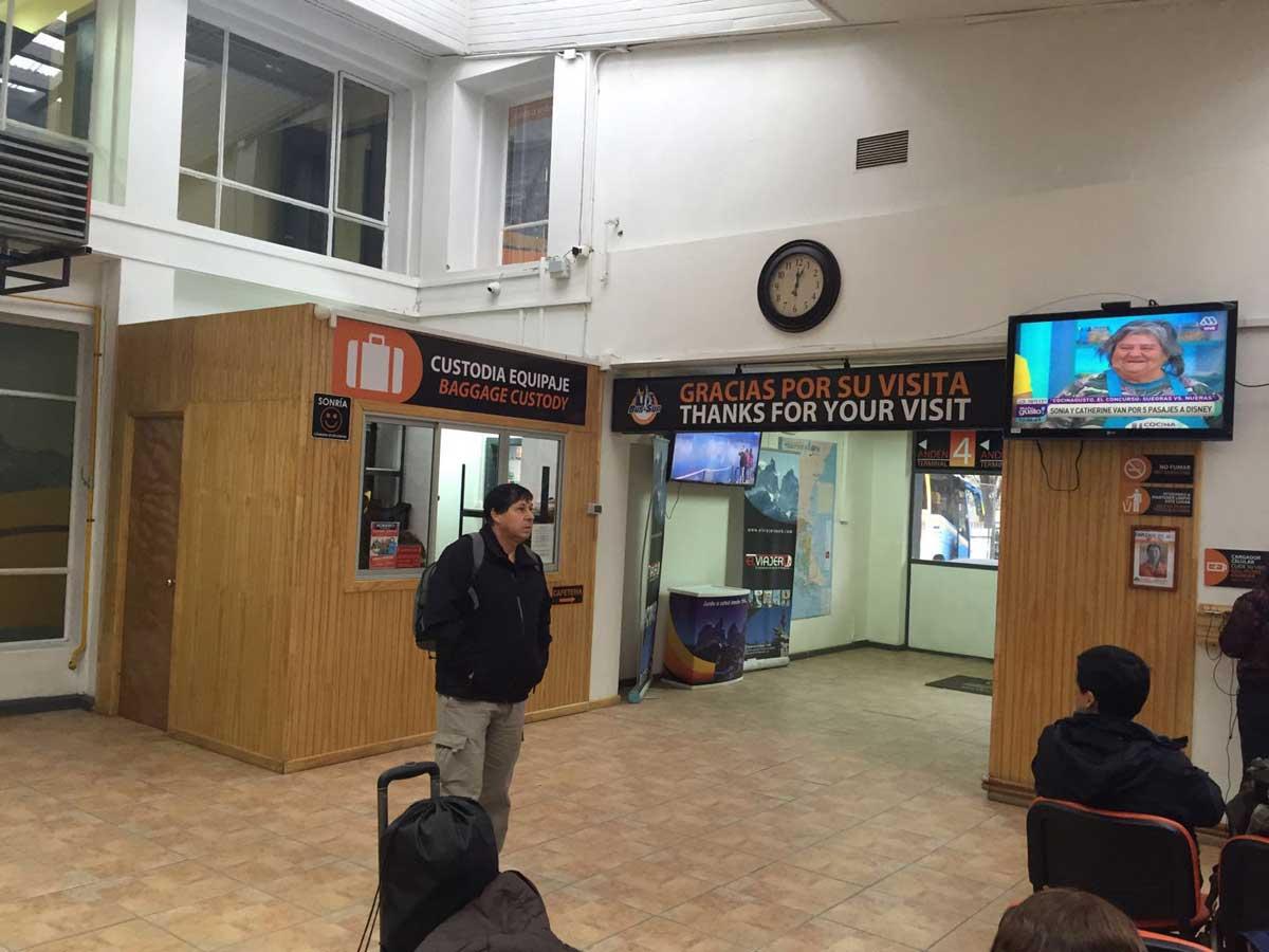 Terminal Bus Sur Punta Arenas - 4