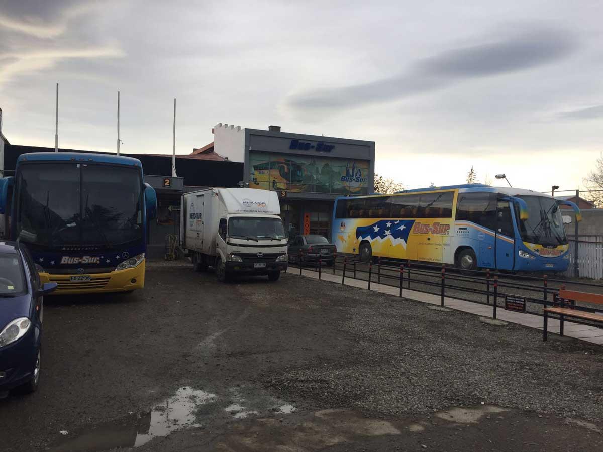 Terminal Bus Sur Punta Arenas - 5