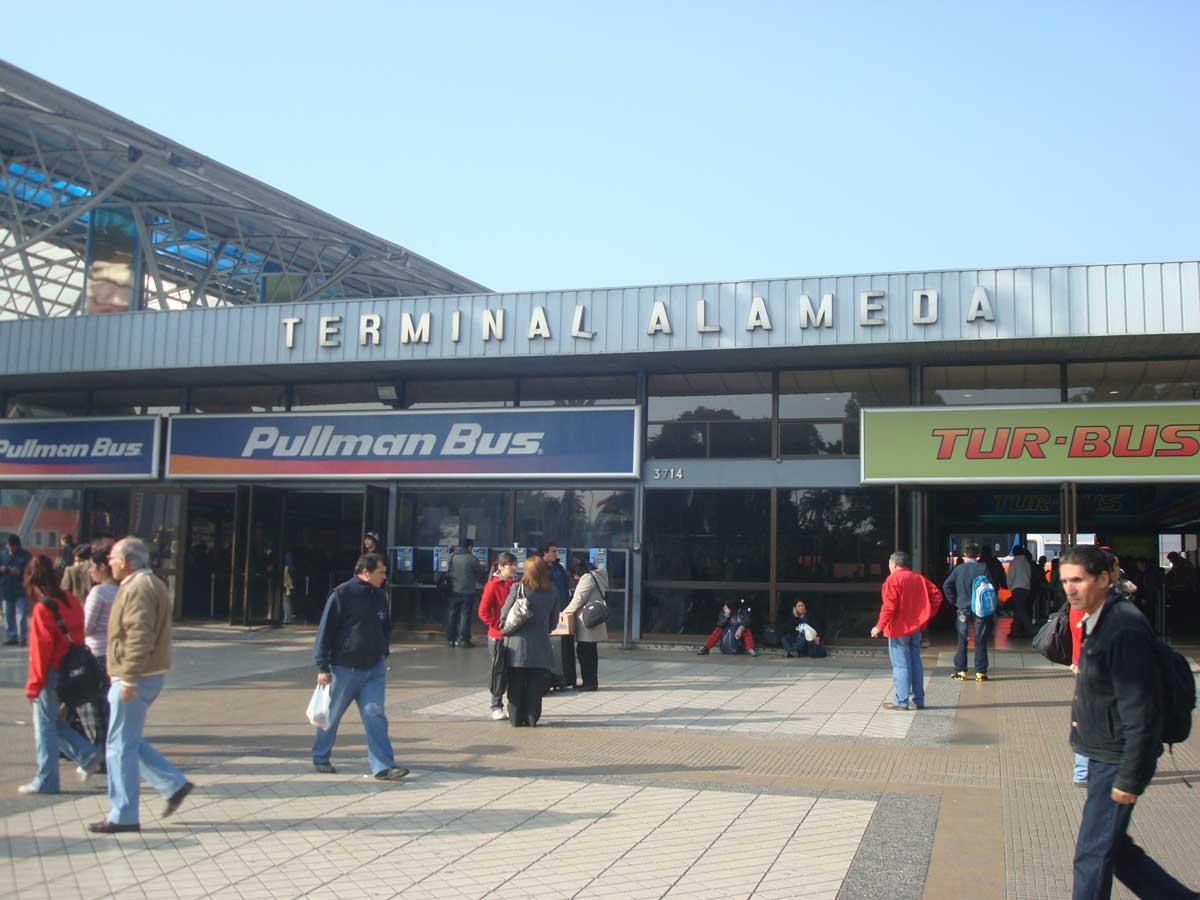 Terminal Alameda - 2