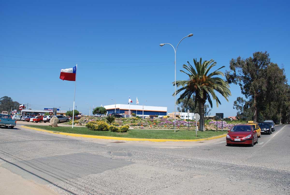 Terminal Algarrobo - 1