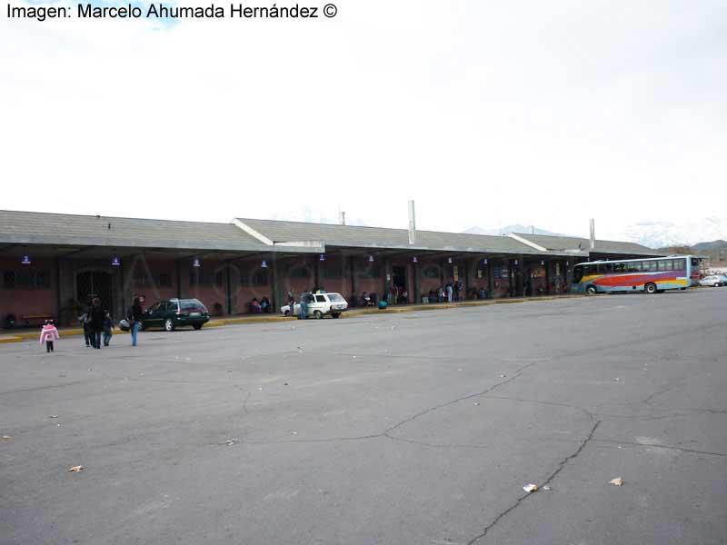 Terminal Rodoviario Los Andes - 1