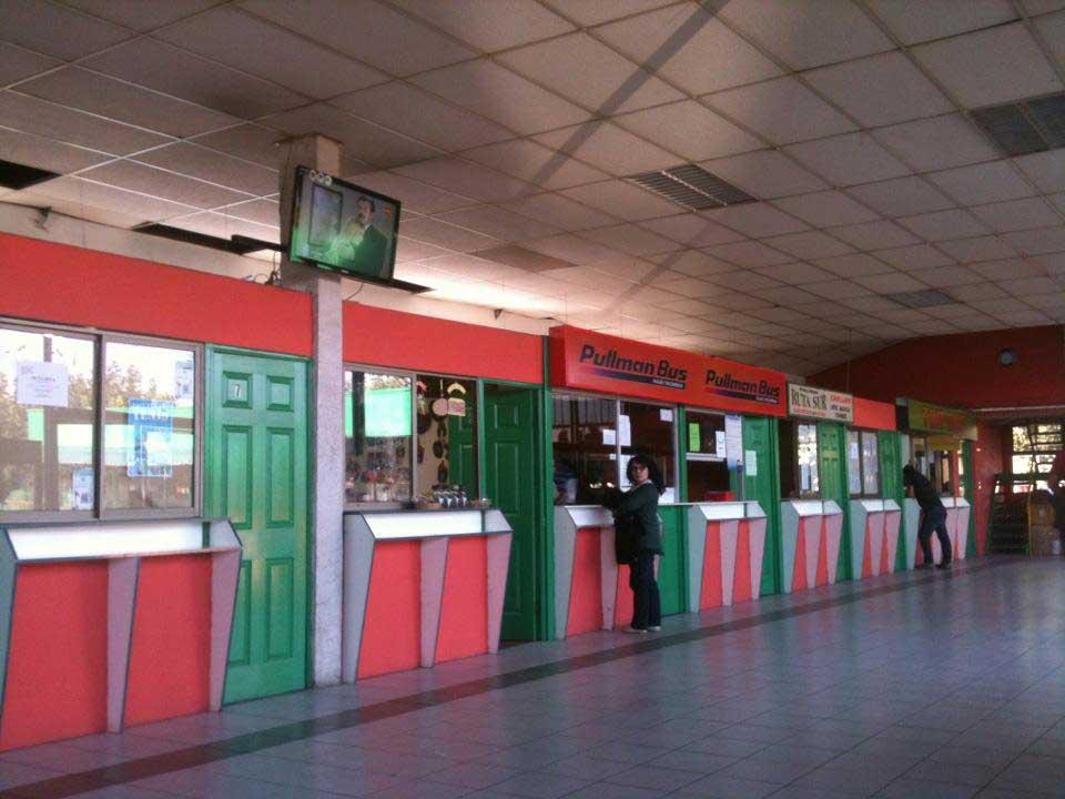 Terminal Cabrero - 2