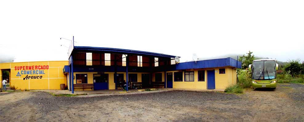 Terminal Contulmo - 2