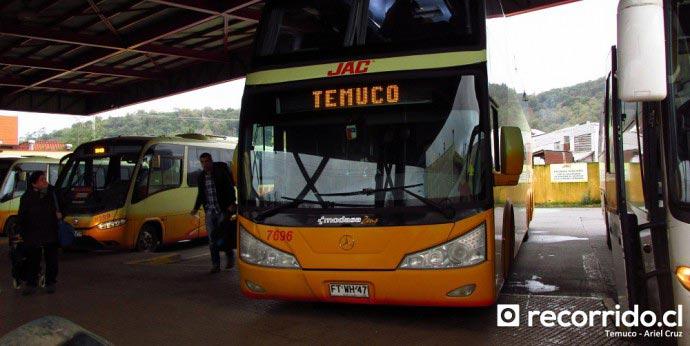 Terminal de Buses JAC Temuco - 1