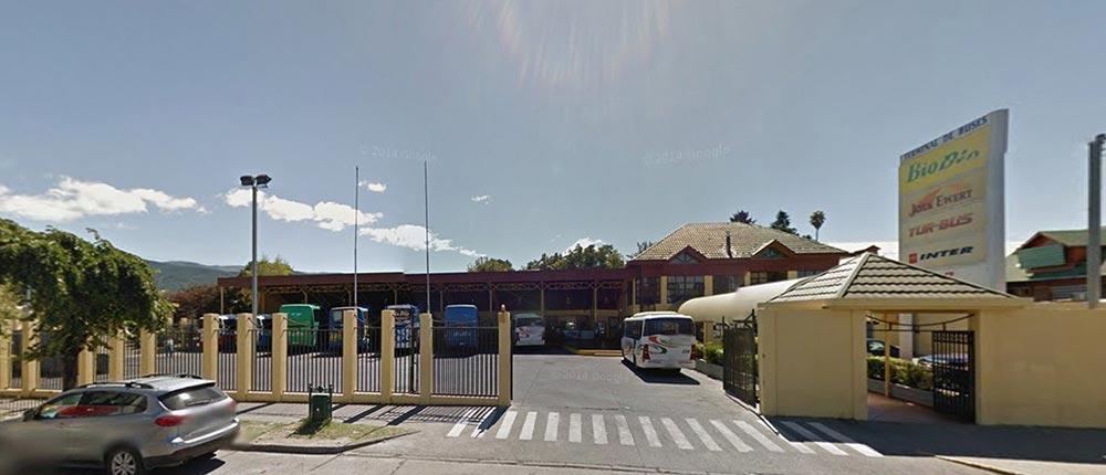 Terminal Buses Bio Bio Angol - 3