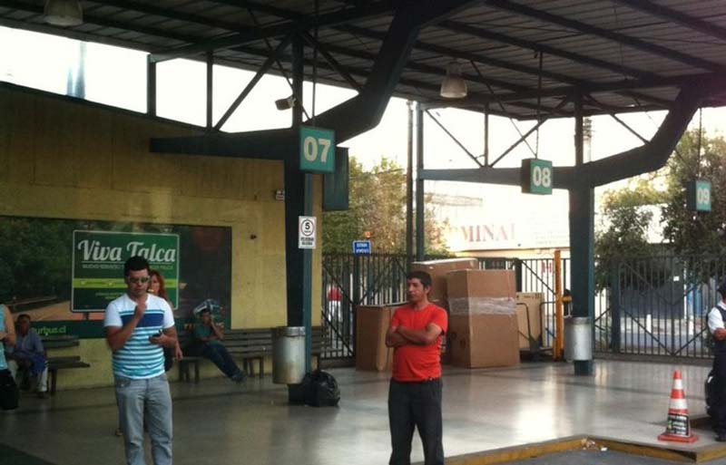 Terminal Tur Bus de Talca - 1
