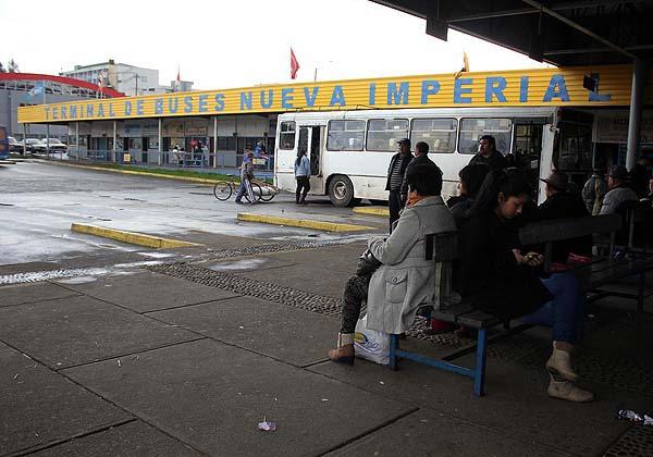 Terminal Nueva Imperial - 1