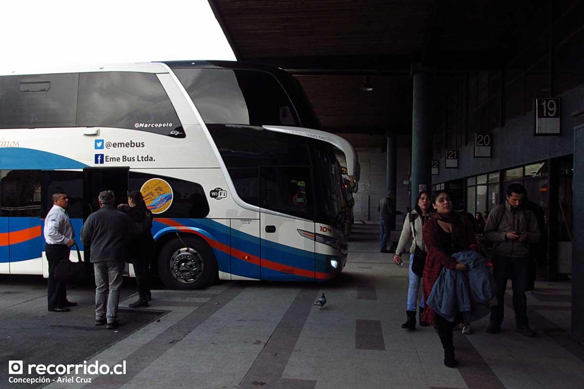 Terminal Concepción - 1