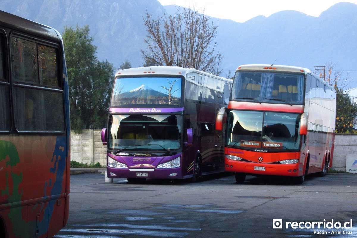 Terminal Pucón - Pullman Bus - 2