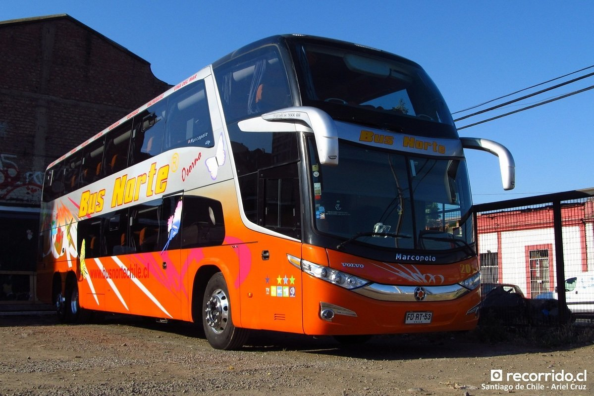 Bus Norte - 3