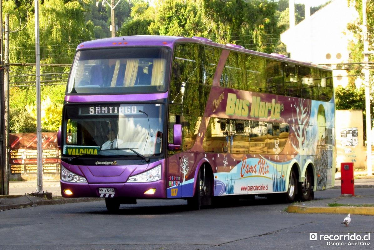 Bus Norte - 5