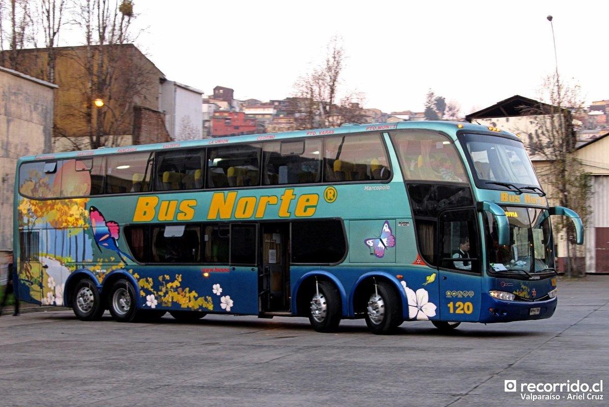 Bus Norte - 6