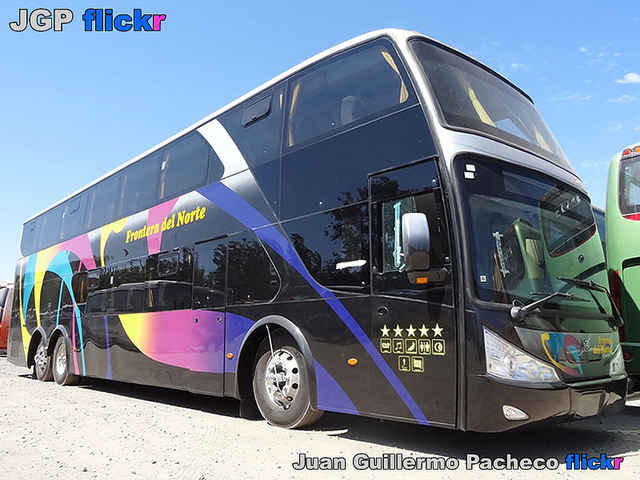 Buses Frontera del Norte - 1