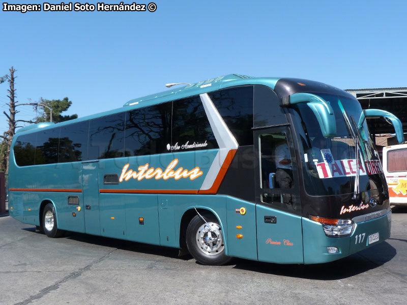 buses interbus - 2