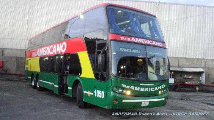 Expreso Transamericano - 1