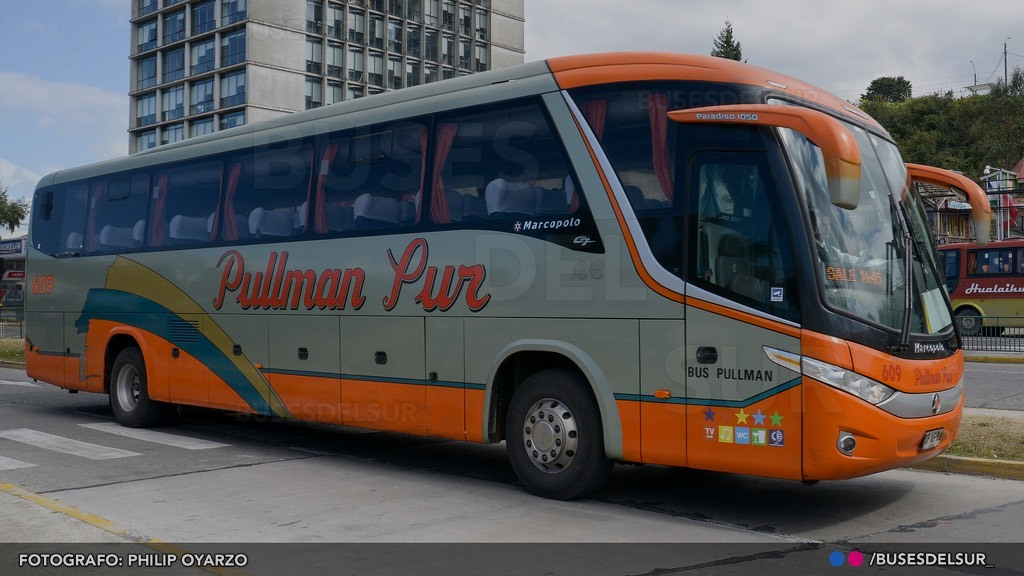Pullman Sur - 1